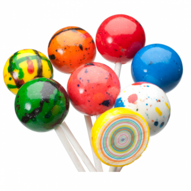 Ledinukas Paint ball Giant