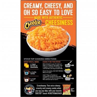 Makaronai CHEETOS Mac' N Cheese  Bold and Cheesy 170g 2