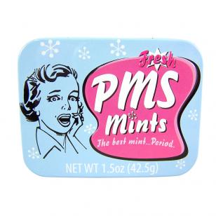 Mėtinės pastilės BOSTON PMS 42,5g