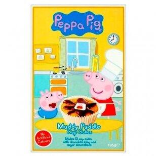 Mišinys keksiukams PEPPA Pig Muddy Puddle 195g