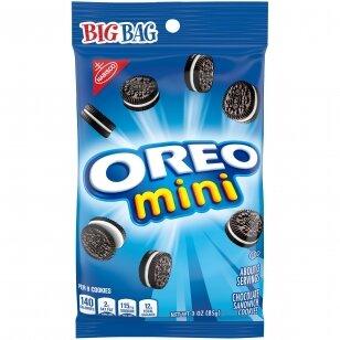 Sausainiai Oreo Mini's BIG BAG 85g