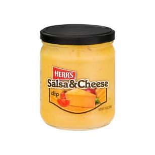 Pagardas Herr's Salsa and Cheese dip 473ml