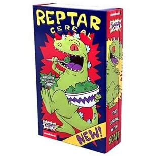 Pastilės BOSTON AMERICA Rugrat's Reptar Cereal 34g