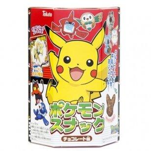 Pokemon Snack Chocolate 23g (Japonija)
