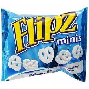 Pretzeliai baltame šokolade FLIPZ GRAB&GO 56g