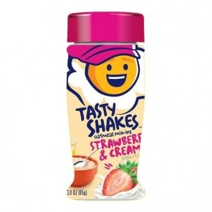Prieskoniai KERNEL Season's Tasty Shakes Strawberries & Cream 85g