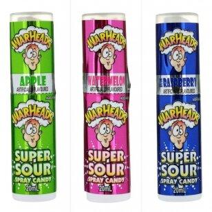 Purškiamas saldainis WARHEADS Super Sour Spray 20ml