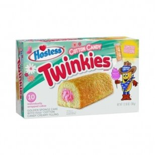 Pyragėliai HOSTESS Cotton Candy Twinkies 385g
