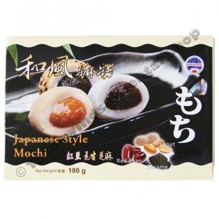 Pyragėliai MOCHI SUNWAVE JAPANESE STYLE ASSORTED 180g