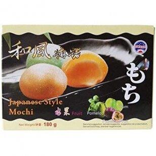 Pyragėliai MOCHI SUNWAVE JAPANESE STYLE ASSORTED FRUIT 180g