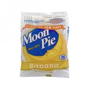 Pyragėlis MOON Pie Banana