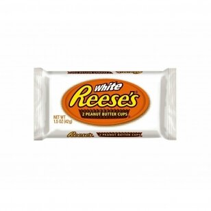 REESE'S 2 White Peanut butter cups 39g