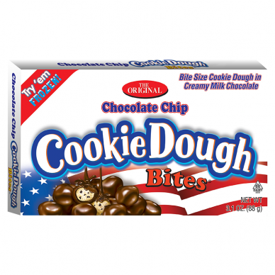 Red White & Blue Chocolate Chip Cookie 88g