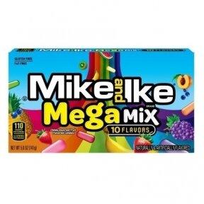 Saldainiai MIKE AND IKE MEGAMIX 141g