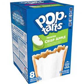 Sausainiai POP TARTS Crisp Apple 384g