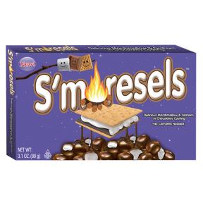 Sausainiai S'MORESELS 88g