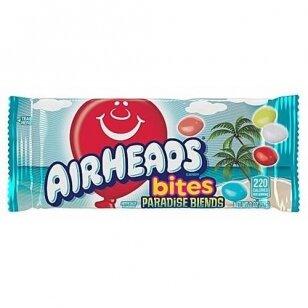 Saldainiai AIRHEADS BITES PARADISE 57g