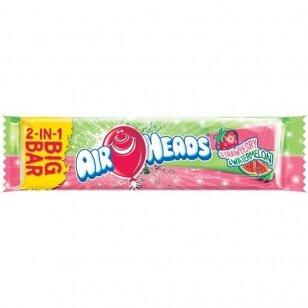 Saldainiai AIRHEADS (braškių ir arbūzų sk.) 42g