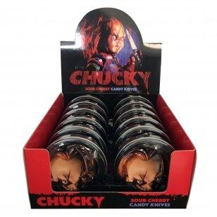 Saldainiai BOSTON AMERICA Chucky Childsplay 34g