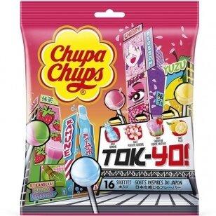 Saldainiai CHUPA CHUPS Tokyo Limited Edition