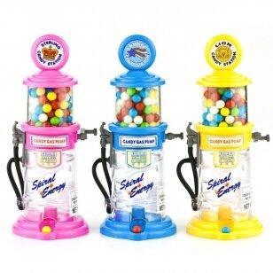 Saldainiai GAS PUMP Candy Station 13g
