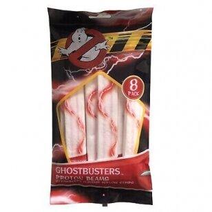 Saldainiai GHOSTBUSTERS Proton Beam Mallow Stripes 80g