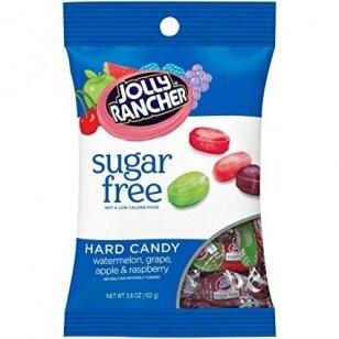 Saldainiai Jolly Rancher Sugar free ( be cukraus) 102g
