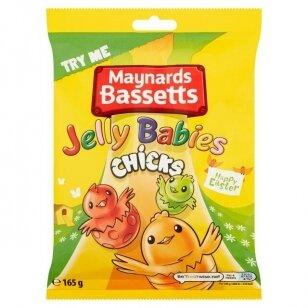 Saldainiai MAYNARDS Jelly Babies Chick 165g