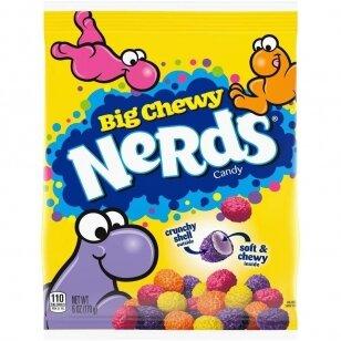 Saldainiai Nerds Big Chewy 170g