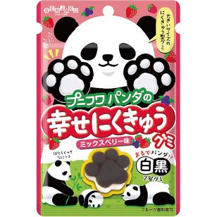 Saldainiai Puni Fuwa Panda gummy mix berry 32g