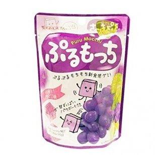 Saldainiai PURU MOCCHI (vynuogių sk.) 42g