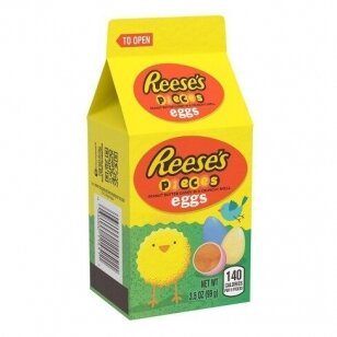 Saldainiai REESE'S Pieces Pastel Eggs Mini 100g