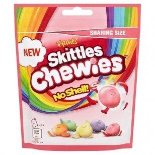Saldainiai Skittles Fruit Chewies 196g