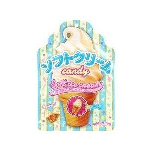 Saldainiai SOFT CREAM CANDY VANILLA 70g