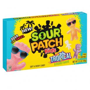 Saldainiai SOUR PATCH Tropical 99g