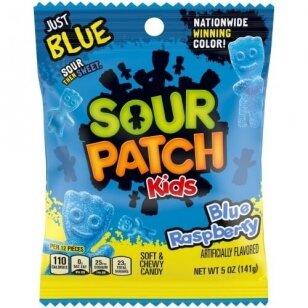 Saldainiai SOUR PATCH Blue Raspberry 142g
