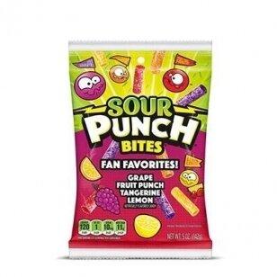 Saldainiai SOUR PUNCH Fan Favourites 142g