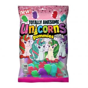 Saldainiai TOPPS Awesome Unicorn 108g