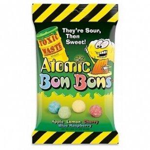 Saldainiai TOXIC WASTE Atomic Bon Bons 150g