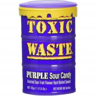 Saldainiai TOXIC WASTE Purple Sour 42g