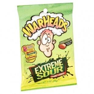 Saldainiai WARHEADS 56g