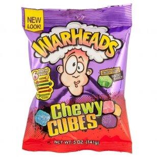 Saldainiai WARHEADS CHEWY CUBES 141g