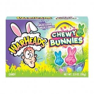 Saldainiai WARHEADS Easter Bunnies 99g
