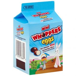 Saldainiai WHOPPERS Mini Eggs 106g
