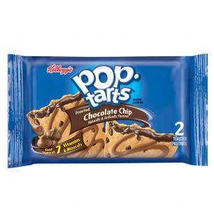 Sausainiai POP TARTS (FROSTED CHOCOLATE CHIP)