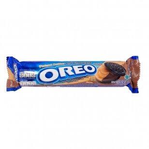 Sausainiai OREO Peanut Butter&Chocolate 137g