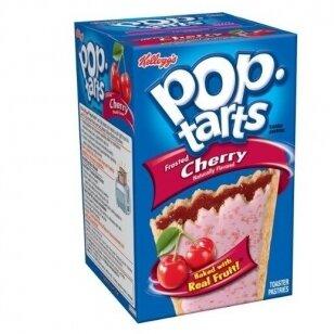 Sausainiai POP TARTS (CHERRY) 416g