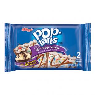 Sausainiai POP TARTS ( FUDGE SUNDAE)