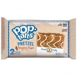 Sausainiai POP TARTS Pretzel Chocolate 100g