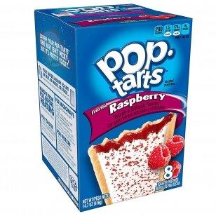 Sausainiai POP TARTS ( RASPBERRY ) 384g